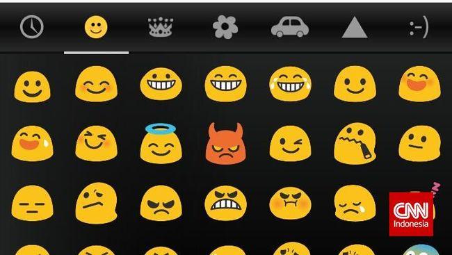 Pesan Emoji Bisa Sampaikan Keinginan Seksual