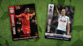 Adu Ketajaman Sturridge versus Harry Kane
