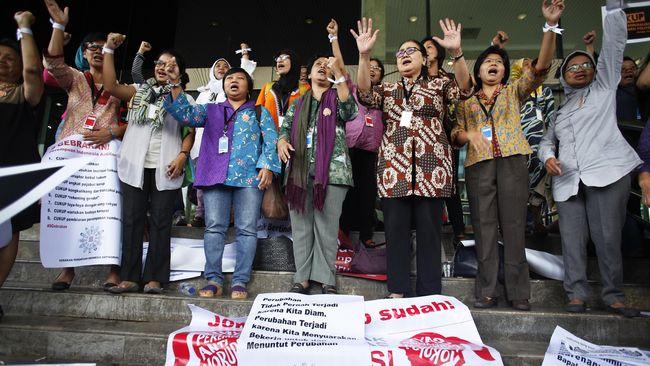 Masyarakat Sipil Didesak Laporkan Hakim Haswandi ke KY