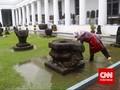 Banjir Surut, Museum Nasional Siap Berpameran Lagi