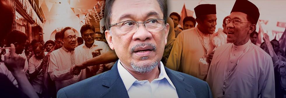 Anwar Ibrahim Diputus Bersalah