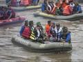 Khawatir Banjir Susulan, DKI Mulai Distribusikan Perahu Karet