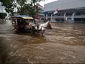 Drainase Sudah Tua, Jakarta Ibarat Manusia Stroke