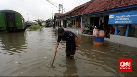 Pemerintah Minta Masyarakat Waspada Penyakit Akibat Banjir