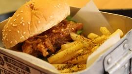 5 Alasan Ketagihan Makan 'Junk Food'