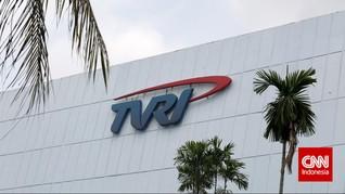 Jokowi Surati TVRI Atas Dugaan Kerugian Negara Rp400 M