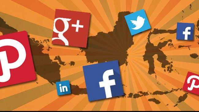 Berapa Jumlah Pengguna Facebook dan Twitter di Indonesia?