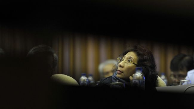 Menteri Susi Pangkas Wewenang Pemda Kelola Kawasan Pesisir