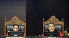 Jokowi Bentuk Pansel Hakim MK Pengganti Maria Farida
