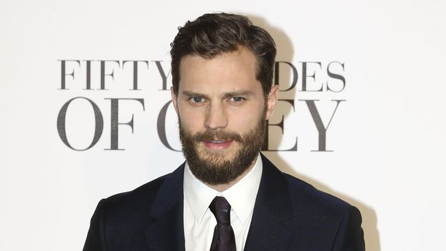 Cinta dan Benci Pemeran Mr.Grey dalam 'Fifty Shades of Grey'