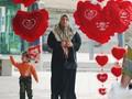 Di Tengah Konflik, Irak Tetap Rayakan Valentine