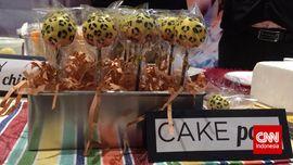 Membuat Cake Pops untuk Hadiah Valentine