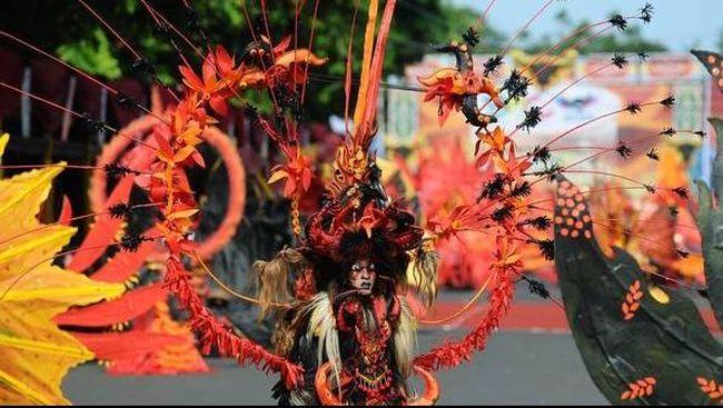 Menyaksikan Keragaman Suku Dayak di Tabalong Ethnic Festival