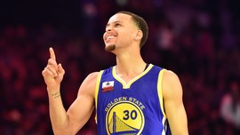 Stephen Curry : Pedang The Warriors