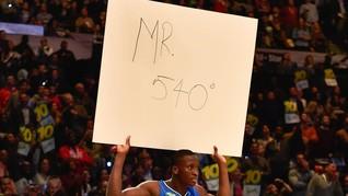 Pertandingan NBA All-Star Dibanjiri Selebriti