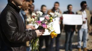 Kisah Cinta Terbentur Blokade Israel di Palestina