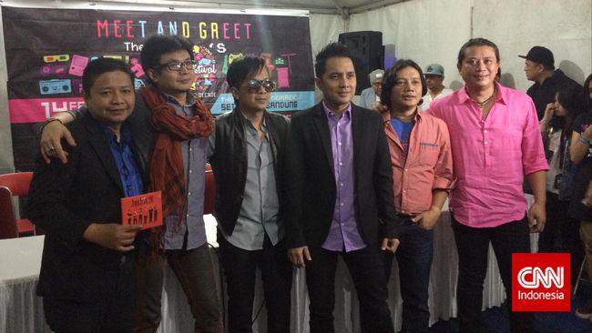 Java Jive Gandeng Fariz RM Garap Single 'Dansa Yo Dansa'