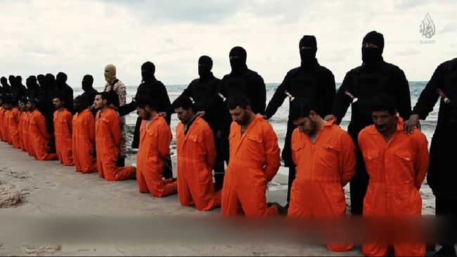 Mengapa ISIS Membebaskan Sandera Kristen?