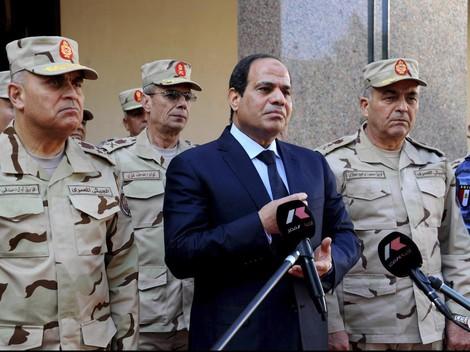 Presiden Mesir Perintahkan Buka Perbatasan Gaza saat Ramadan