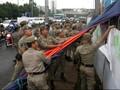 Ahok Ingin TNI dan Polri Supervisi Satpol PP di Jakarta