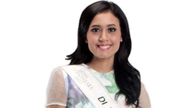 Mengenal Miss Indonesia 2015, Maria Harfanti dari Yogyakarta