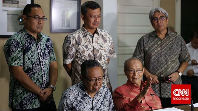 7 Rekomendasi Tim 9 Kepada Presiden Jokowi