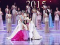 Asa Maria Rahajeng Bagi Wakil Indonesia di Miss World 2015