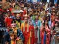 Keharmonisan Etnis Jawa & Tionghoa di Perayaan Grebeg Sudiro