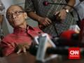 Buya Syafii Sebut Pancasila Belum Membumi di 3 Tahun Jokowi