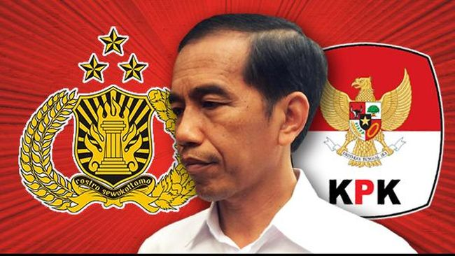 Jokowi Dituntut Pecahkan 'Deadlock' BG dan KPK