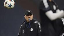 Ancelotti: Zidane Ubah Filosofi Saya Kala di Real Madrid