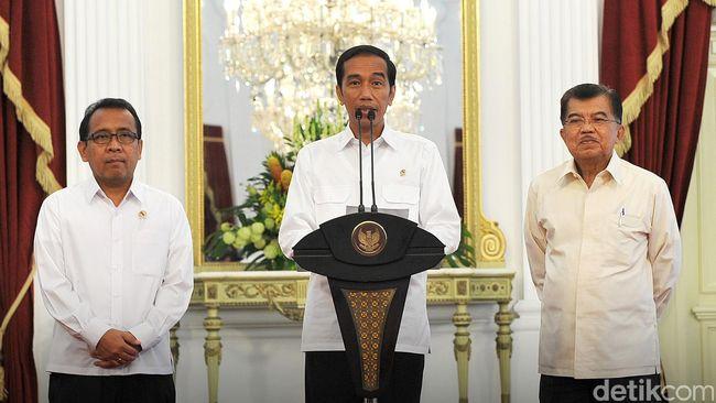 Isu Perombakan Kabinet Dibantah Pihak Istana