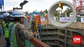 Banjir Proyek, Wika Targetkan Raup Laba Rp3 Triliun Tahun Ini
