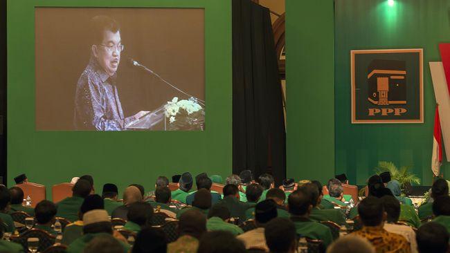 PPP Gelar Mukernas 19 Juli, Bahas Persiapan Pemilihan Ketum
