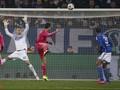Babak Pertama: Sundulan Ronaldo Bawa Madrid Unggul 1-0