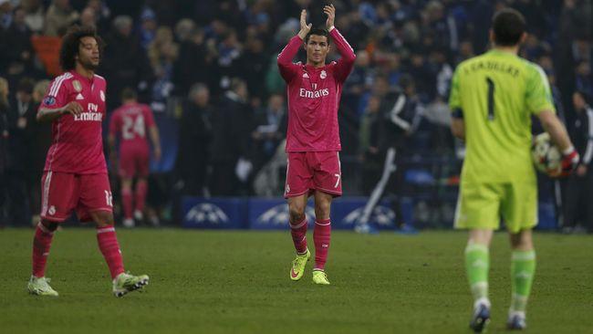 Gol Indah Marcelo untuk Sang Keponakan