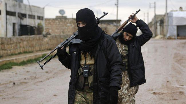 Ribuan Militan Serbu Kota di Suriah, 23 Warga Sipil Tewas