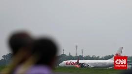 Lima Pesawat Lion Air Alami Masalah dalam Sepekan Terakhir