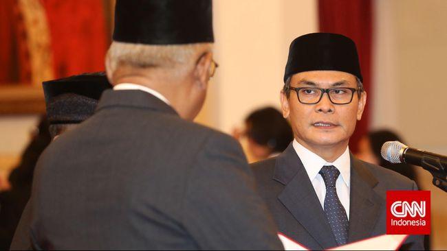 Pantun Awali Persetujuan Golkar atas Perppu KPK