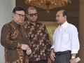 Seskab Bantah Struktur Staf Kepresidenan Terlalu Gemuk