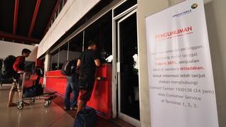 ORI Sidak Soal Bilik Informasi hingga TKA di Bandara Soetta