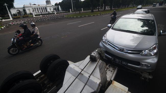 Operasi Lintas Jaya, Dishub DKI Intensifkan Penindakan