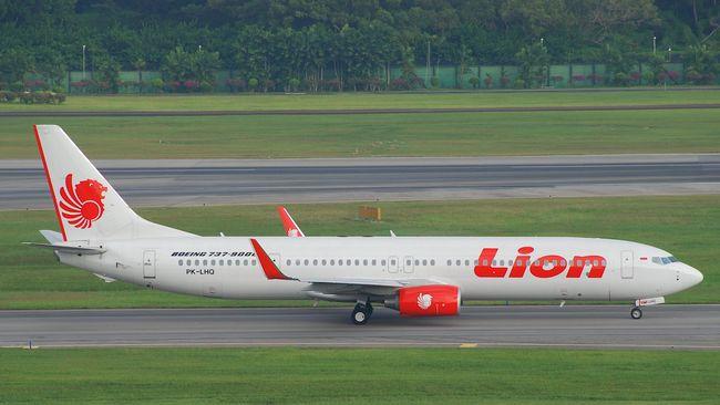 Lion Sebut Penghentian Operasi Boeing 737 Tak Mengganggu