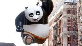 Jurus Baru Panda Po Getarkan Bioskop pada 2016