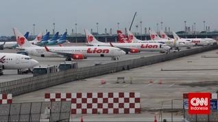 Pesawat Tergelincir, Lion Air Belum Pastikan Ada Korban