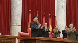 Partai Kim Jong-un Raih 99,9 Persen Suara dalam Pemilu