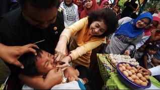 Imunisasi Difteri Massal Jangkau 3,6 juta Warga Jawa Barat