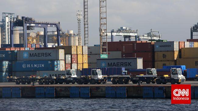 Terburuk 3 Tahun, Ekspor China Anjlok 20,7 Persen di Februari