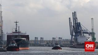 Kewajiban Ekspor Impor Komoditas Gunakan Kapal Lokal Ditunda