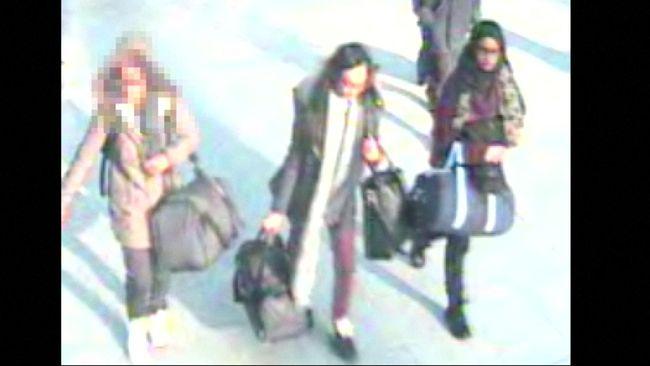 Pesan Keluarga Gadis yang Diduga Bergabung ISIS